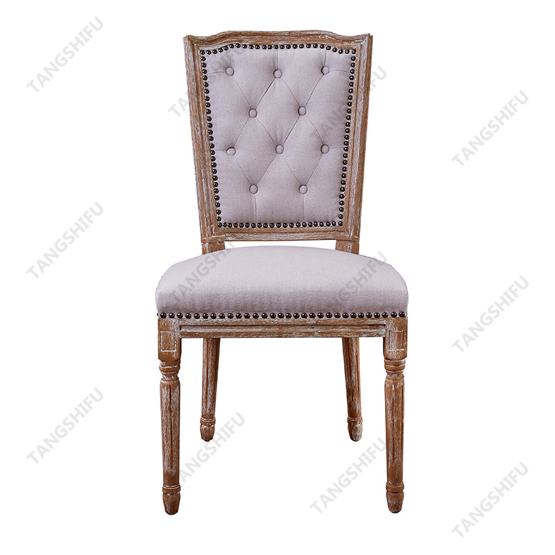 TSF-9341-Beige Dining Chair Dining Chairs