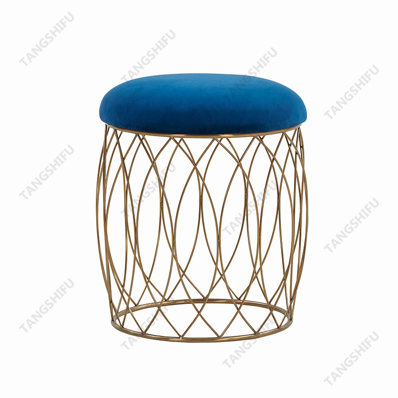 The metal furniture manufacturers in china show several styles of home decoration