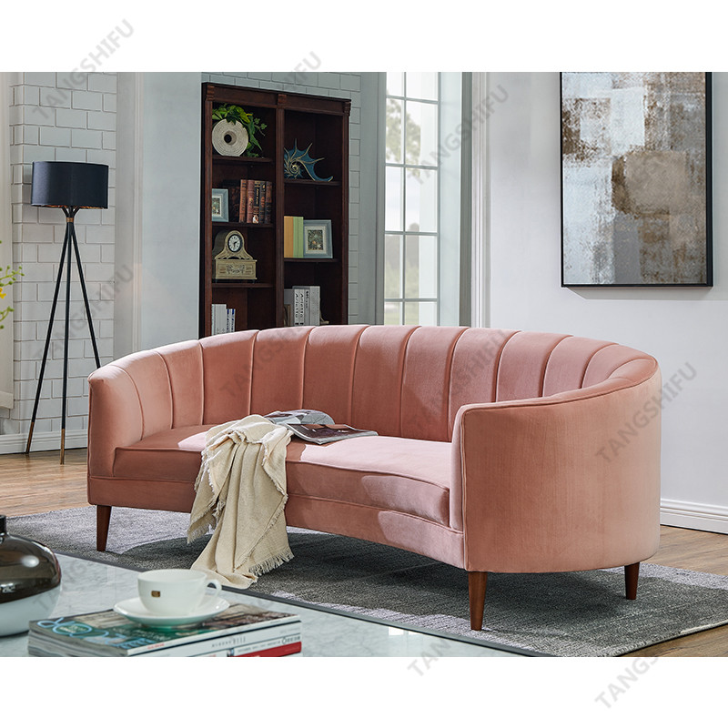 TSF-6610-Pink 7033-3151 Living room furniture
