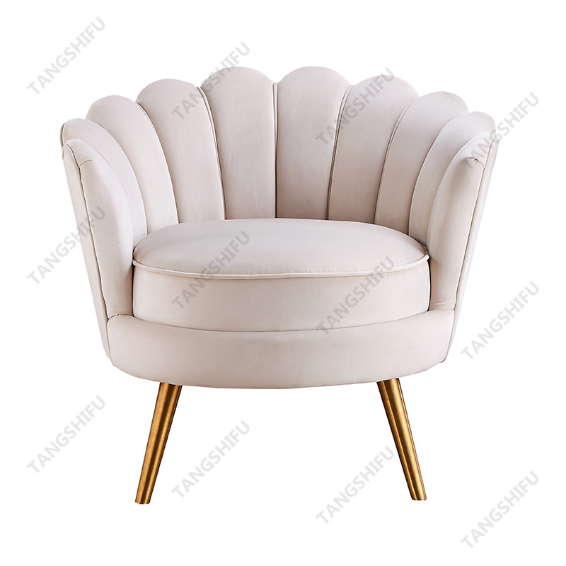 TSF-5511 The affordable leisure chairs can be used to decorate living room, dining room or bedroom. These creative leisure chairs are beautiful and practical furniture.