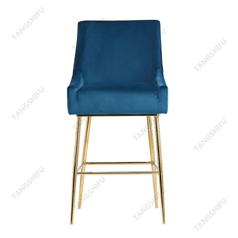 TSF-BS5512-Blue Bar stools/Counter Stools