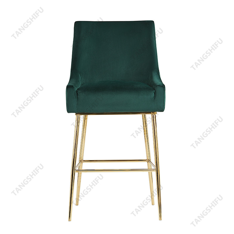 TSF-BS5512-Light Green Bar stools/Counter Stools