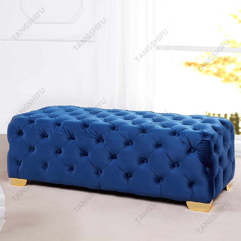 TSF-OT028-Dark Royal Blue-WI9366 Living room furniture