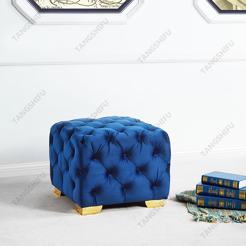 TSF-OT029-Dark Royal Blue-WI9371 Living room furniture