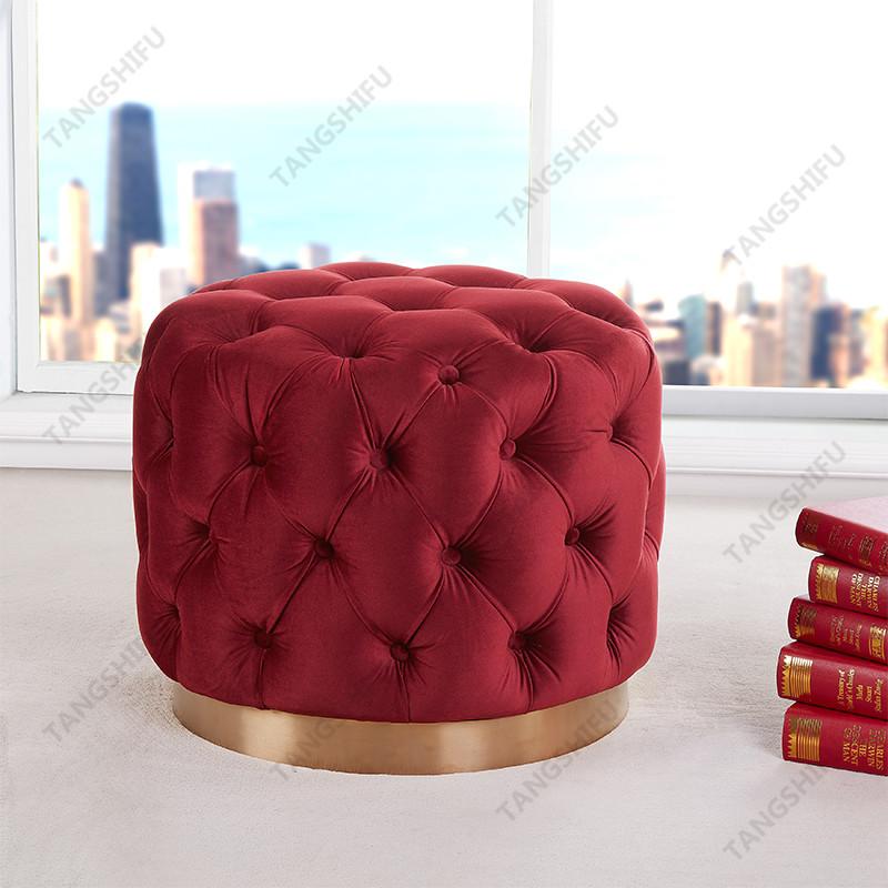 TSF-OT030-Burgundy-WI9377 Living room furniture