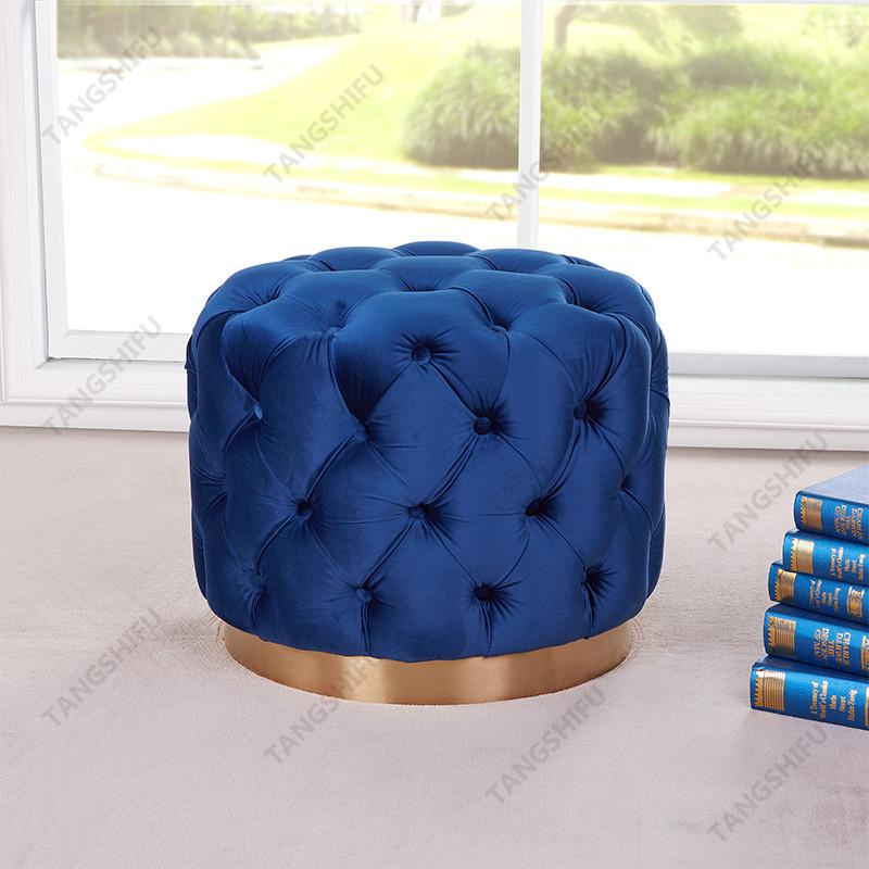 TSF-OT030-Dark Royal Blue-WI9376 Living room furniture