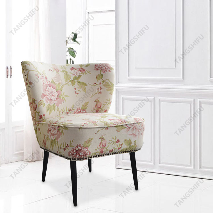 TSF-7204-flower Accent chairs