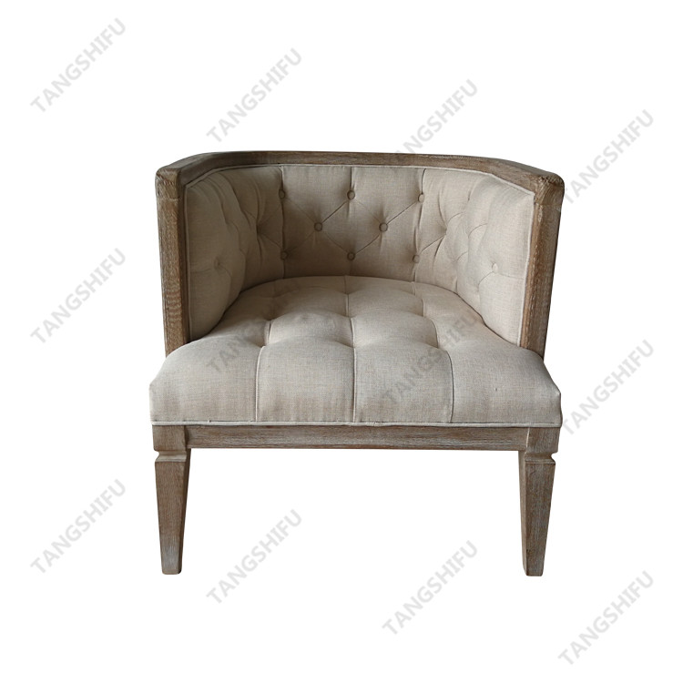 TSFS-9911-1-Beige Chair Accent chairs