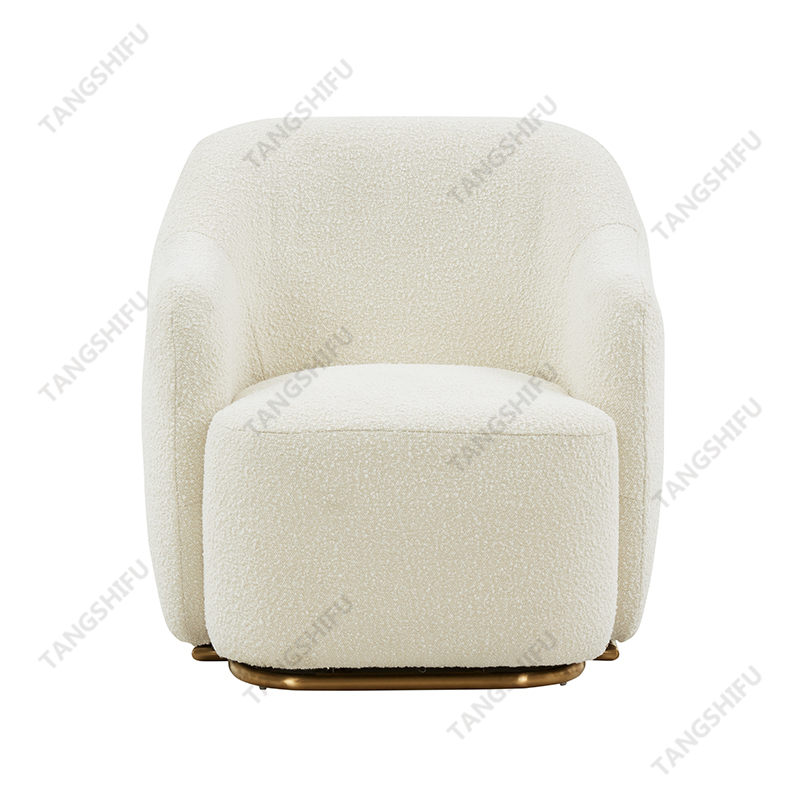TSF-6740-Sherpa BMG635-1A Accent chairs